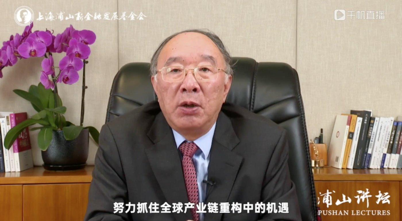黄奇帆发出警告:如果外资企业撤出中国,等于丢弃70市场份额