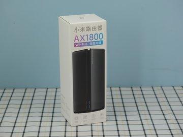 小米AX1800开箱:更低入手门槛的Wi-Fi6路由器