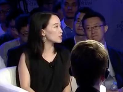 赵何娟:中国娱乐产业链逐渐成熟