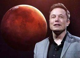 【视频】马斯克称人类星际旅行迈出第一步,发射时完全没有紧张
