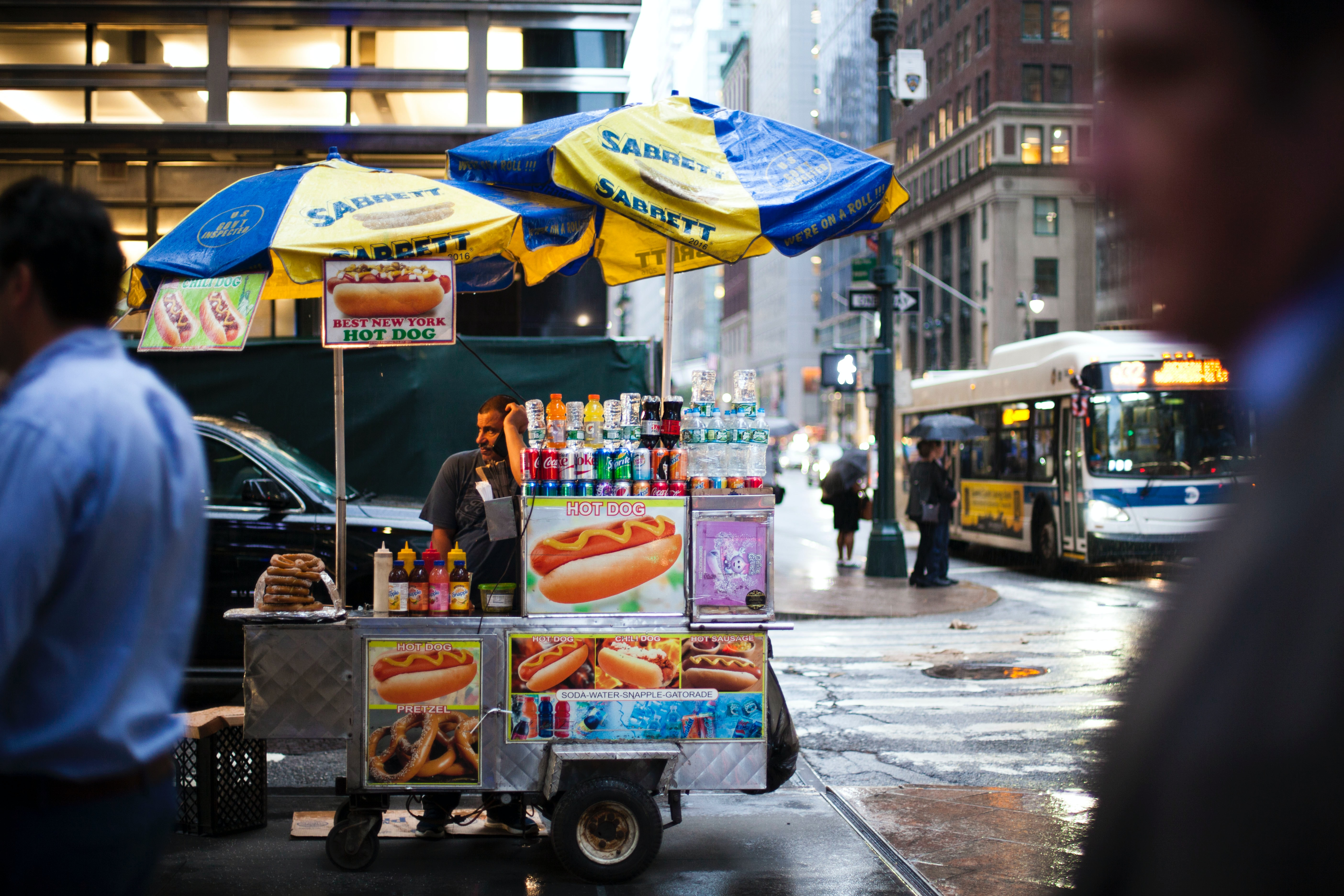 A Tale of Two Cities  Why Street Vendors Matter for City Economy