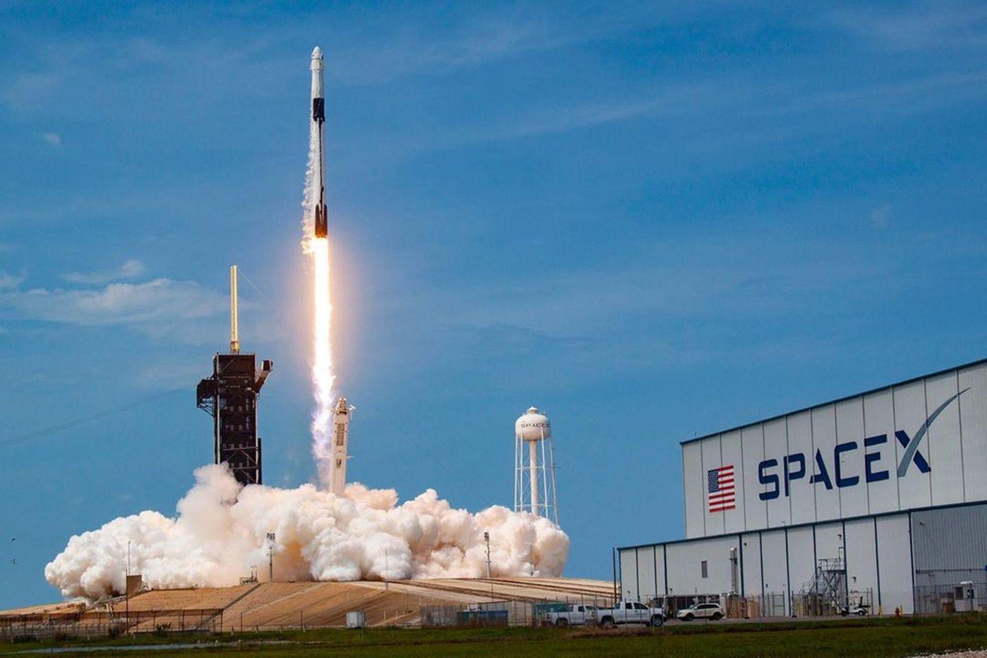 图片来源:SpaceX官方