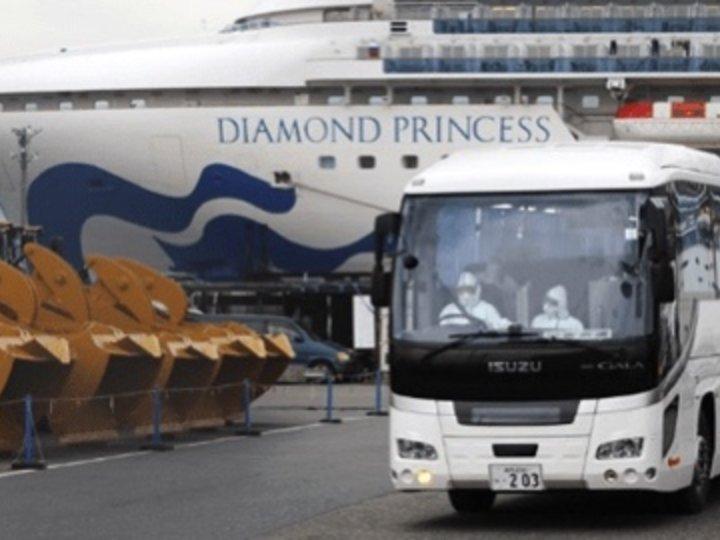 日本隔离邮轮真实状况一窥,乘客回家还要多久?