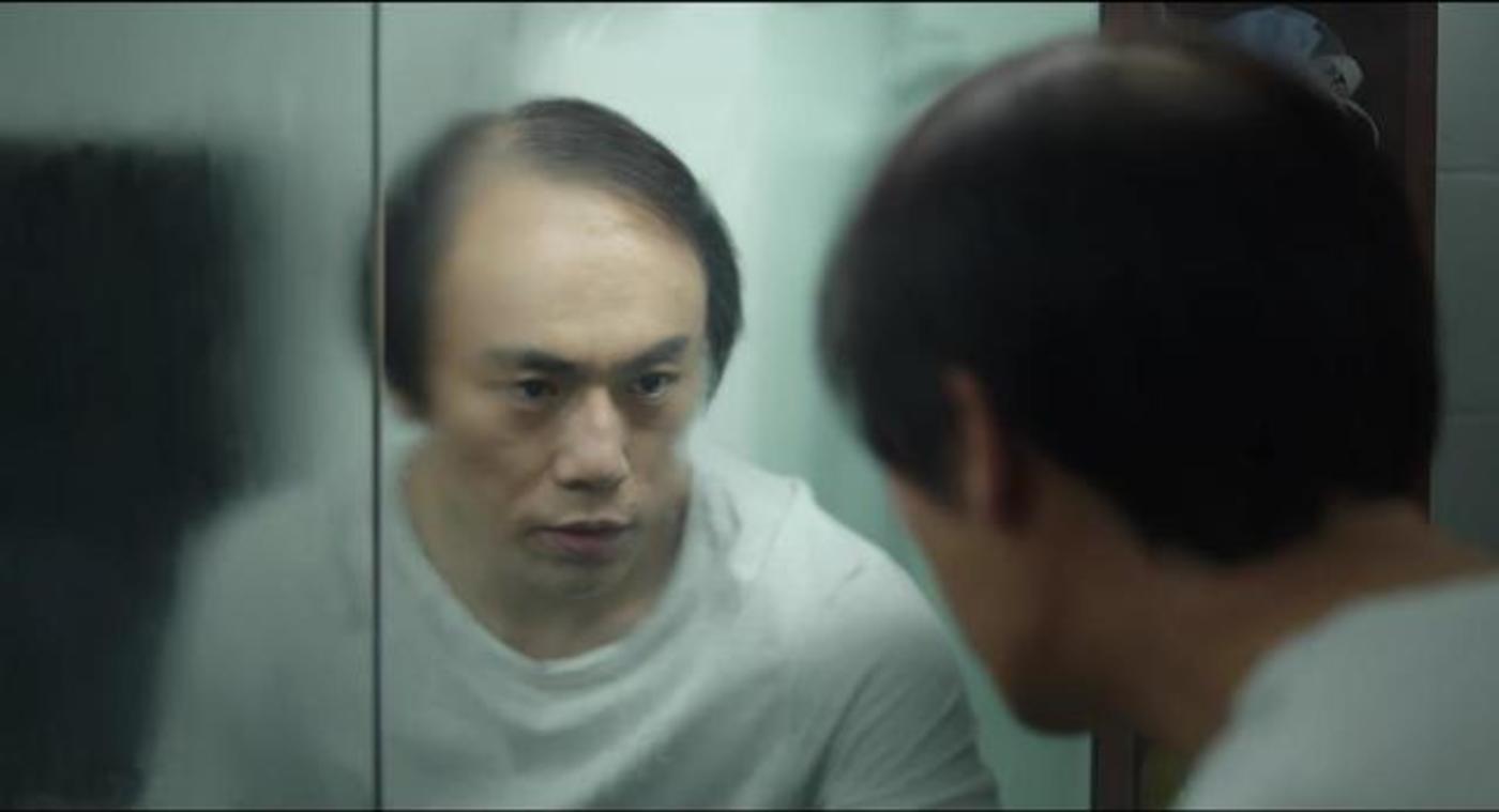 (秦昊饰张东升 专门秃然)