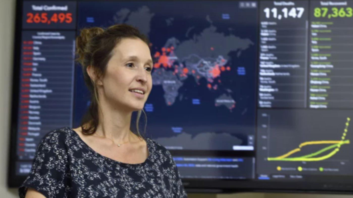 全球疫情实时数据库CovidNet:超 2.25 亿访问量,522 个机构使用