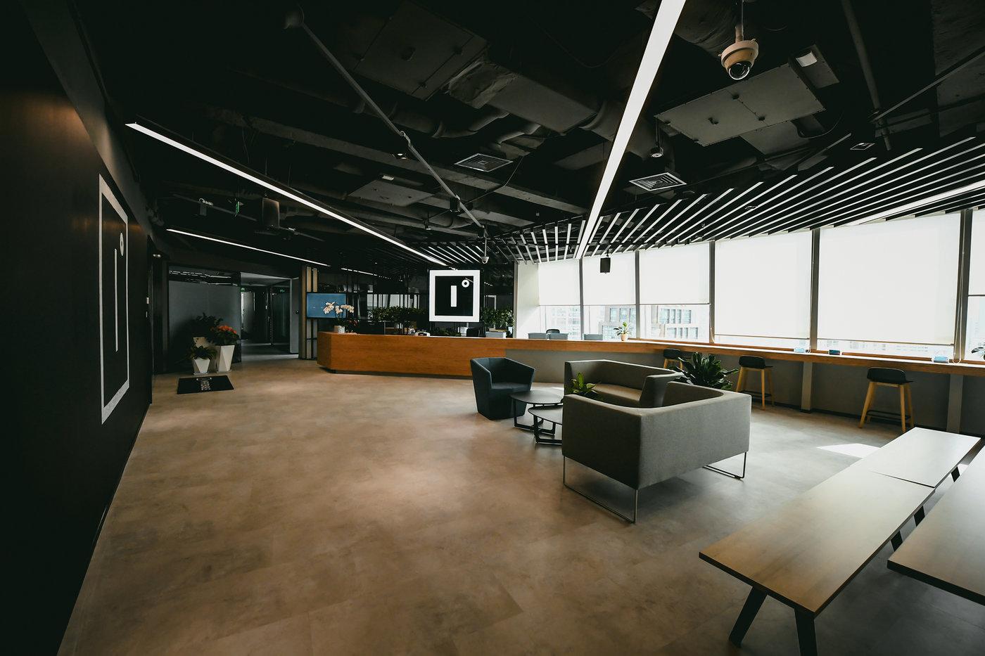 英礴上海办公室