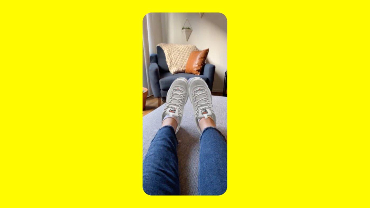 Snap ML 技术实现虚拟试鞋