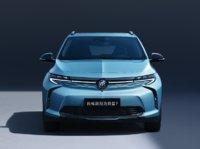 【图集】别克首款纯电动SUV微蓝7更多官图发布