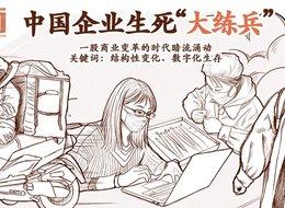 """史上最昂贵的压力测试:中国企业生死""""大练兵"""""""