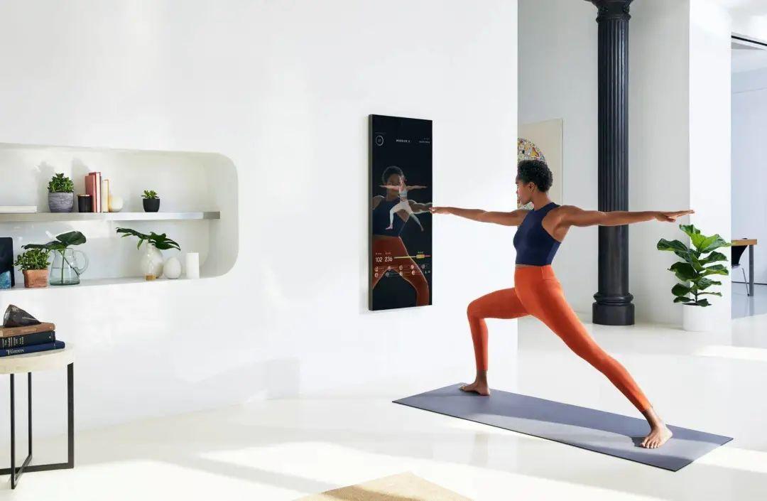 家庭互动健身智能镜 Mirror