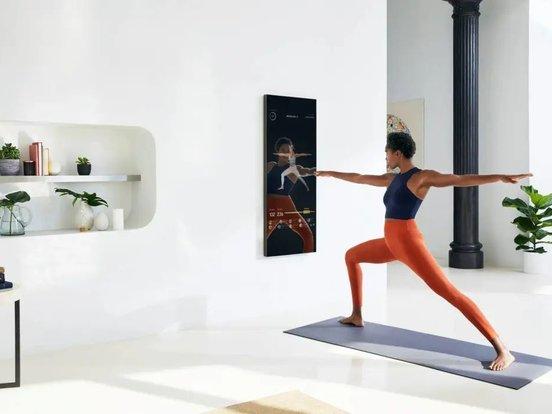 Lululemon 收购的智能健身镜 Mirror 是什么来头?
