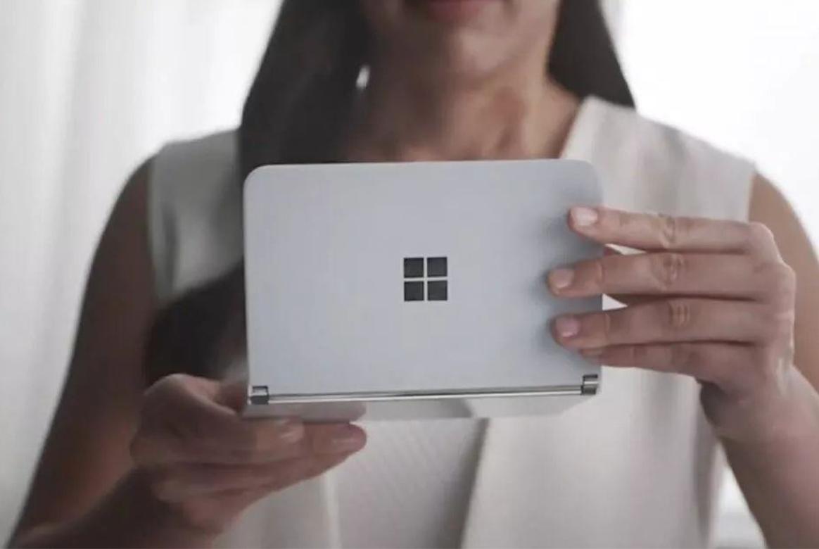 折叠屏能拯救屡败屡战的微软手机吗?