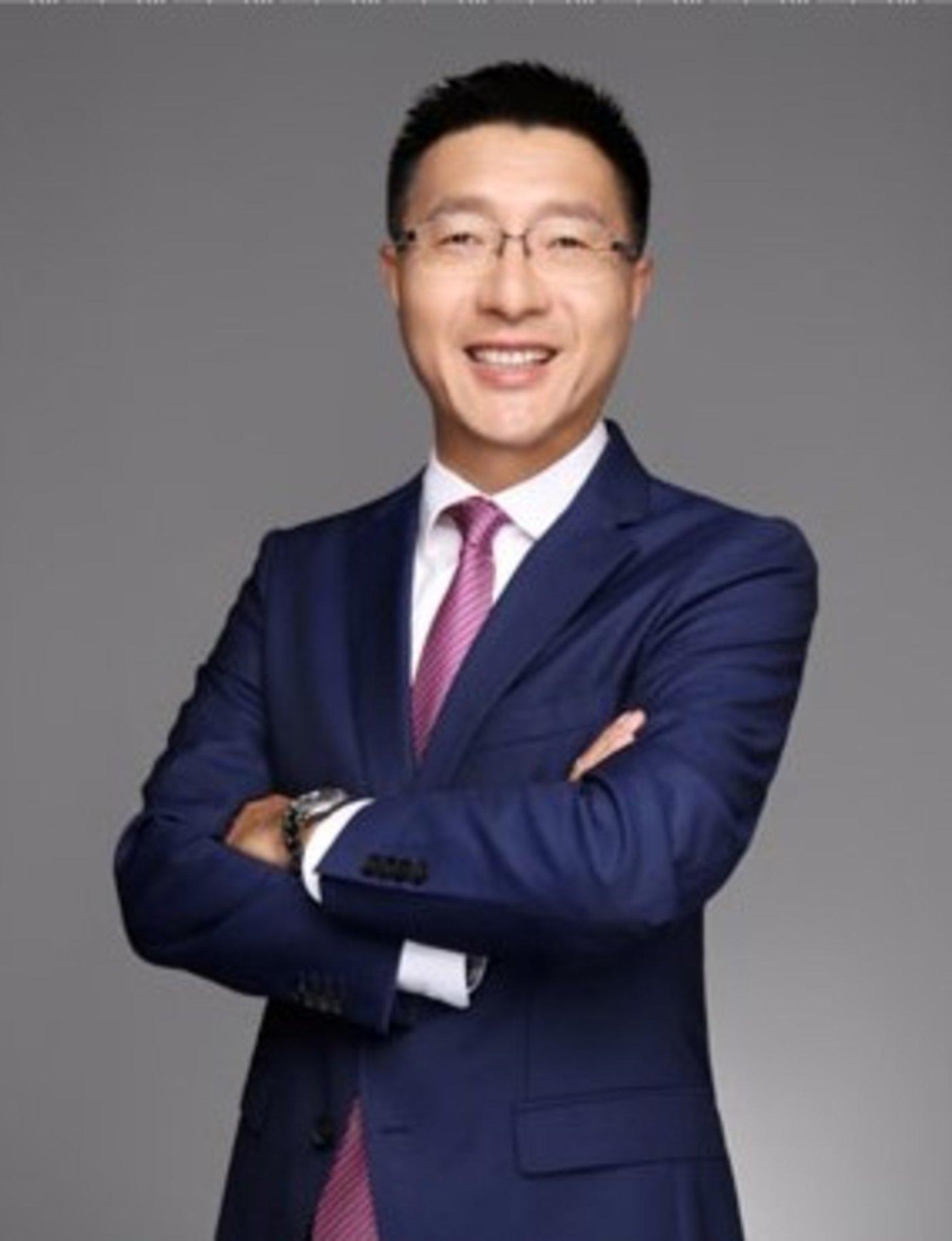 中南集团副总裁和首席信息官黄澄