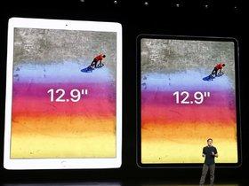 华为平板进攻正猛,苹果要让iPad和正面按键说再见