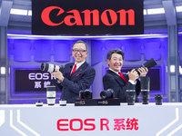 支持8K RAW录制,佳能发布两款EOS R系列无反相机与4款RF镜头   钛快讯