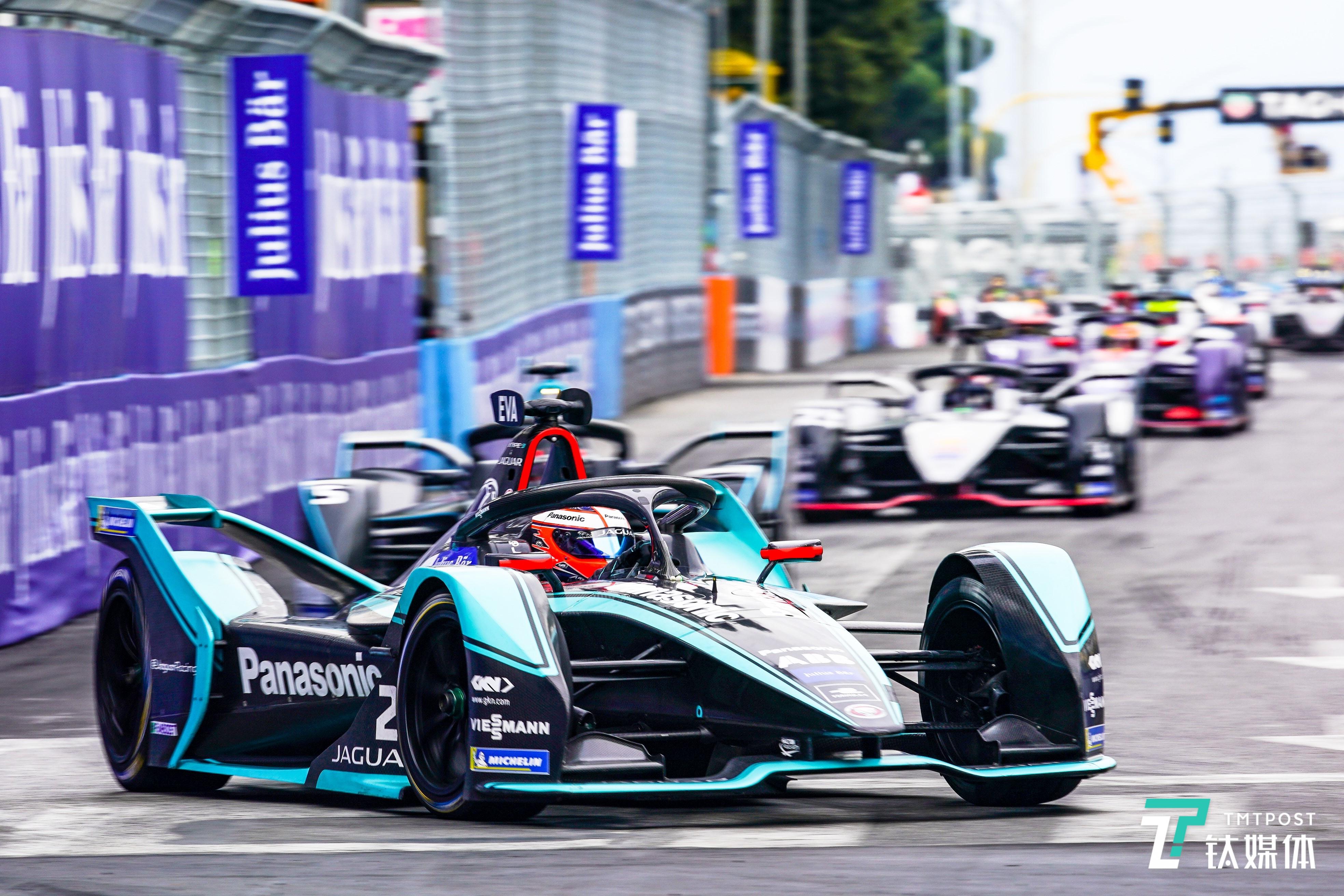 专访伊诺华CEO王知欣,Formula E不仅是一个小众赛事
