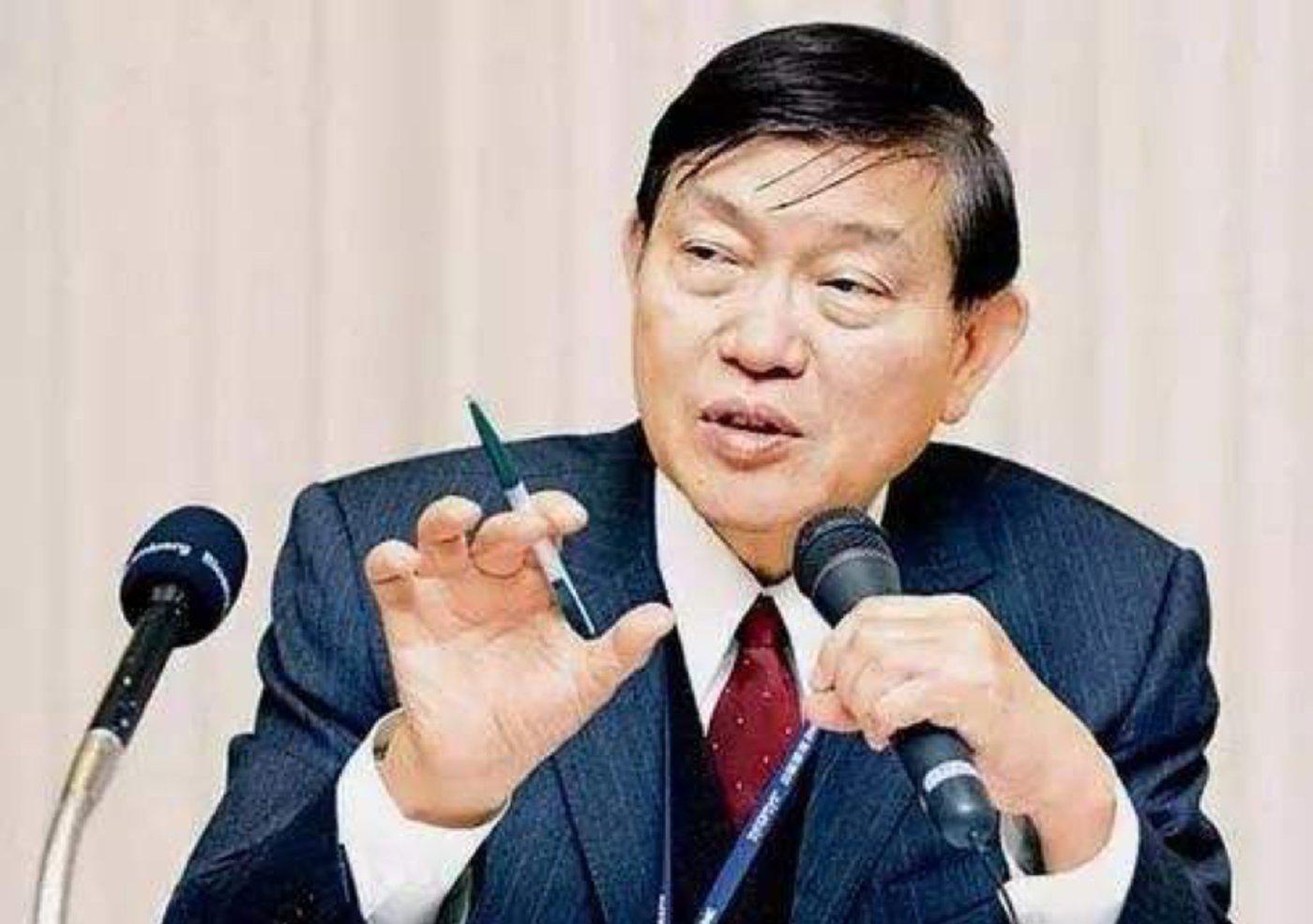 """""""中国半导体教父""""张汝京"""