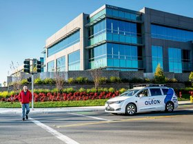 加州颁发全球第二张全无人驾驶牌照,AutoX持证上岗