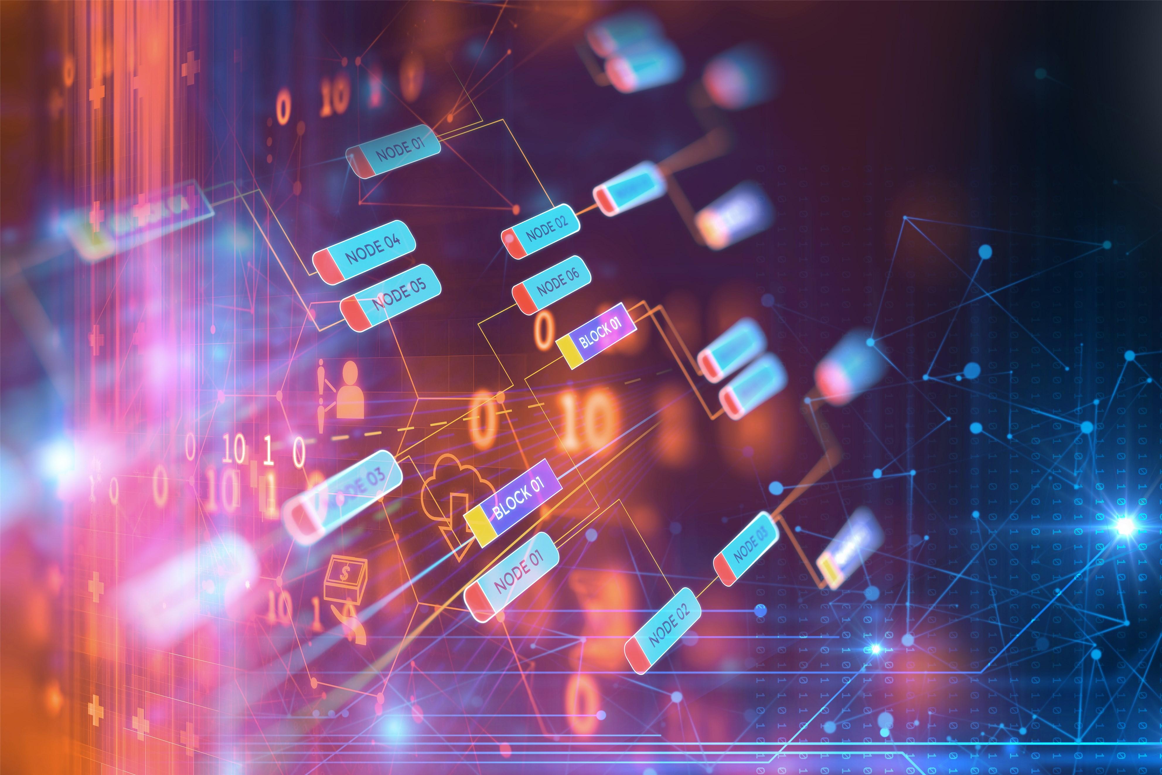 科技人员占比超50%,微众银行如何在区块链领域落实技术、应用、生态三大实践