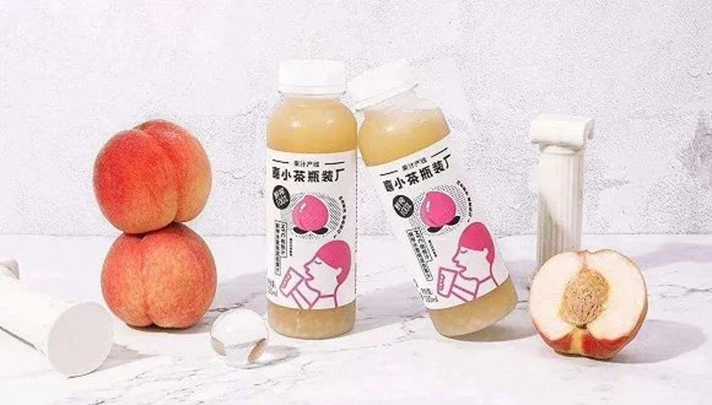 喜茶NFC果汁