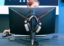 海信电竞显示器首次亮相,未来持续扩张显示产品线 | 钛快讯