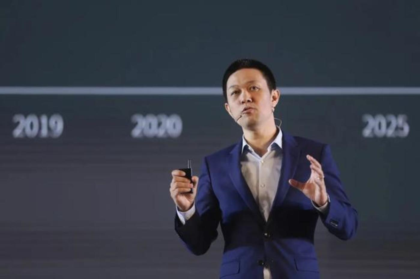 图:蔚来汽车CEO李斌