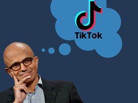 微软为何要买TikTok?