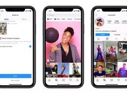 """TikTok""""落难""""后,脸书全球推出对标产品Reels"""