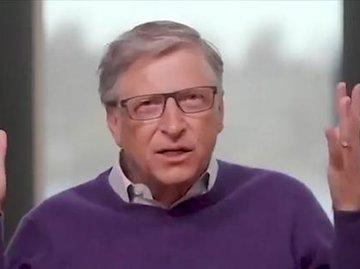 【视频】比尔盖茨回应微软收购TikTok