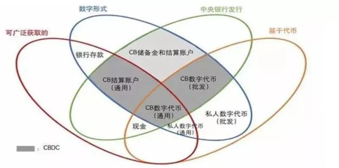 """(国际清算银行BIS的""""货币之花"""" 模型)"""