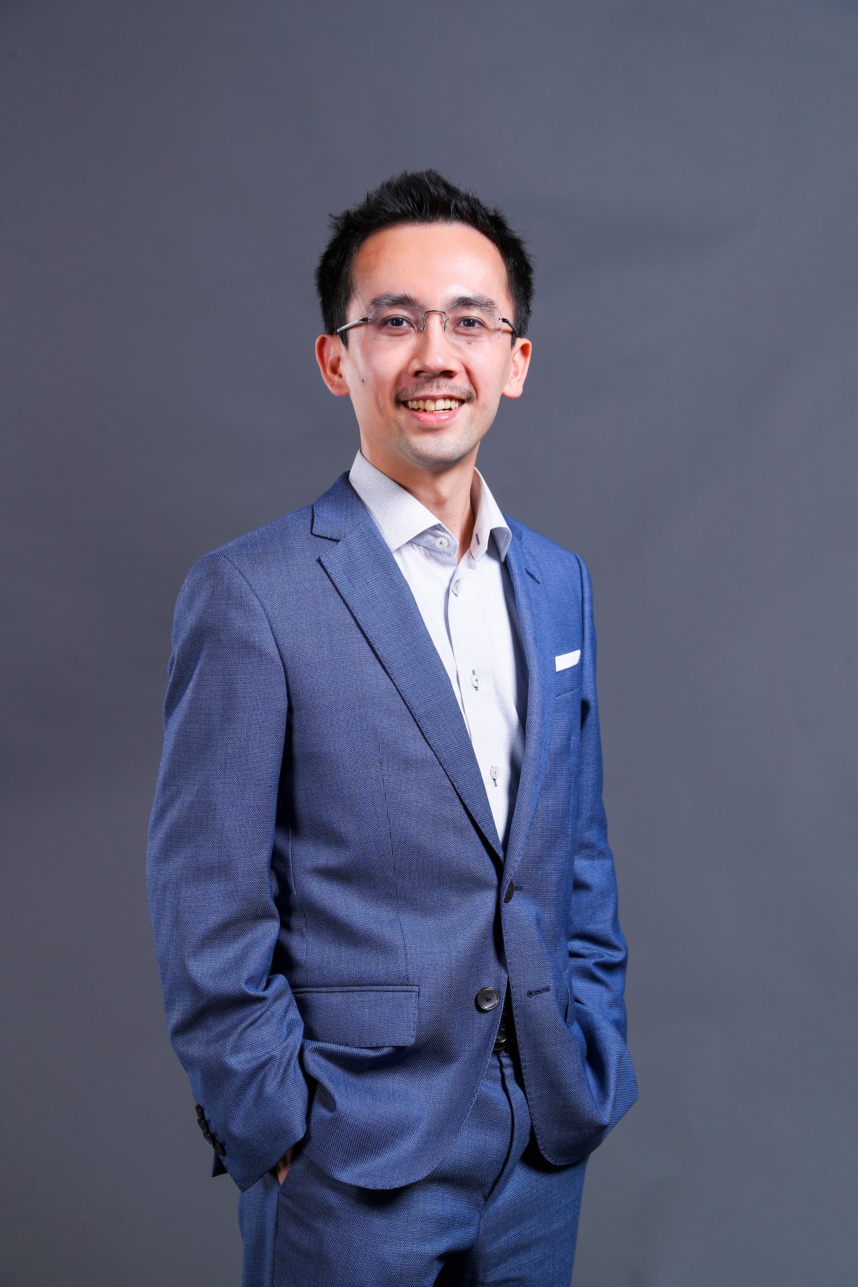 AutoX创始人肖健雄
