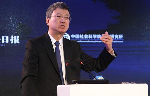 IMF前副总裁朱民:物业公司估值会超过房产估值,两年前郁亮还不信