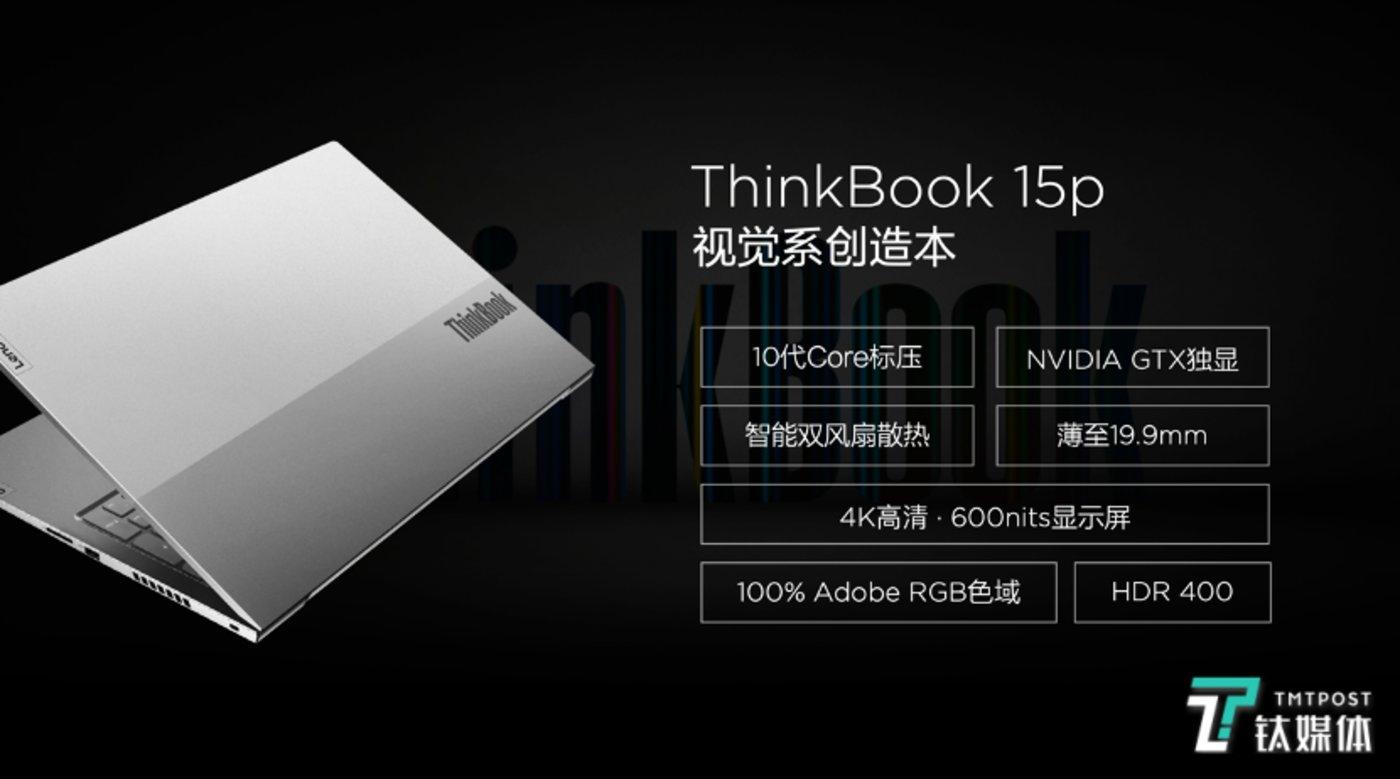ThinkBook 15P