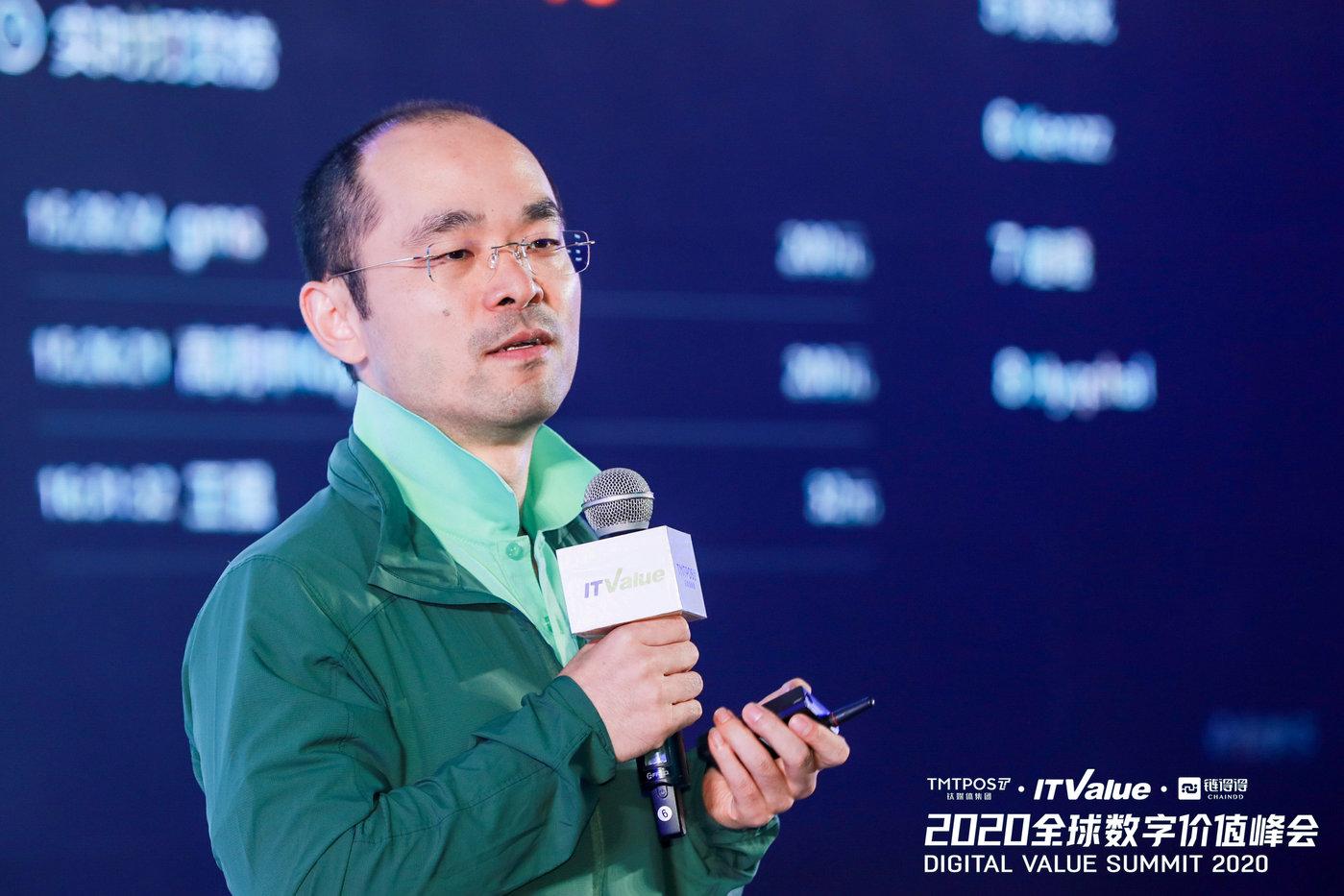 简约费控创始人兼CEO俞洋