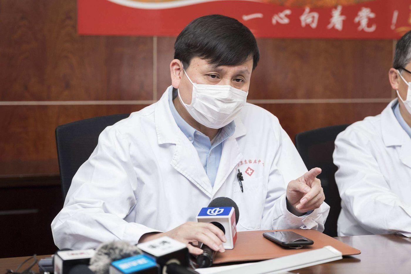 张文宏:疫情控制较好的地区病死率均明显下降,全球抗疫曙光已出现