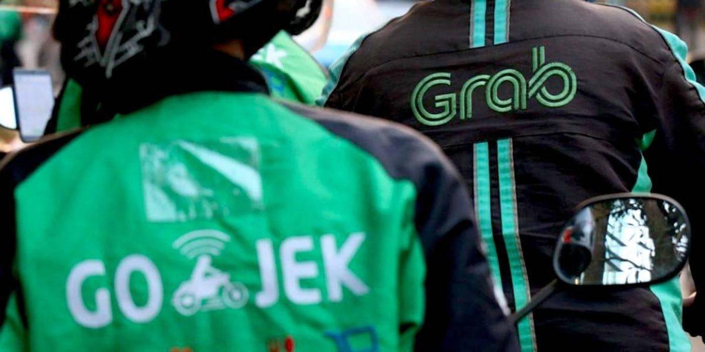 Grab和Gojek/Tech in Asia