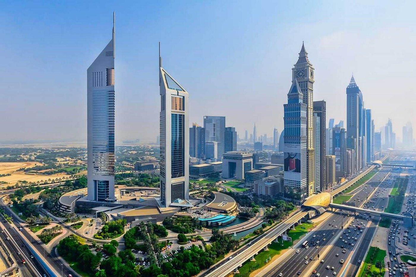 迪拜未来区