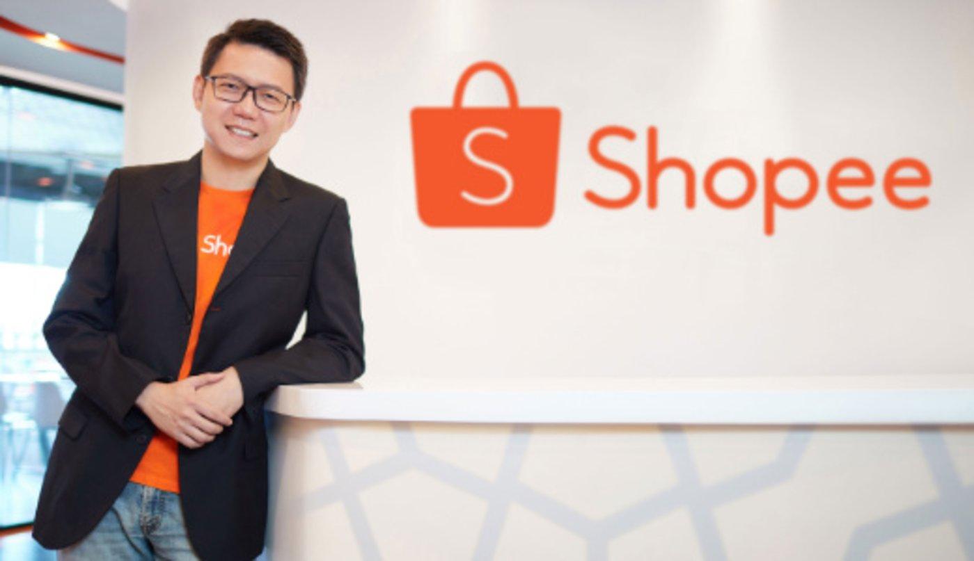 据报道,中国出生的CEO李小东在2015年决定创办Shopee,因为他的女儿在搬到新加坡后用不了淘宝,图为Shopee中国负责人刘江宏/Sea