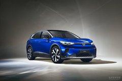大众首款纯电SUV ID.4全球首发,同步引入国内
