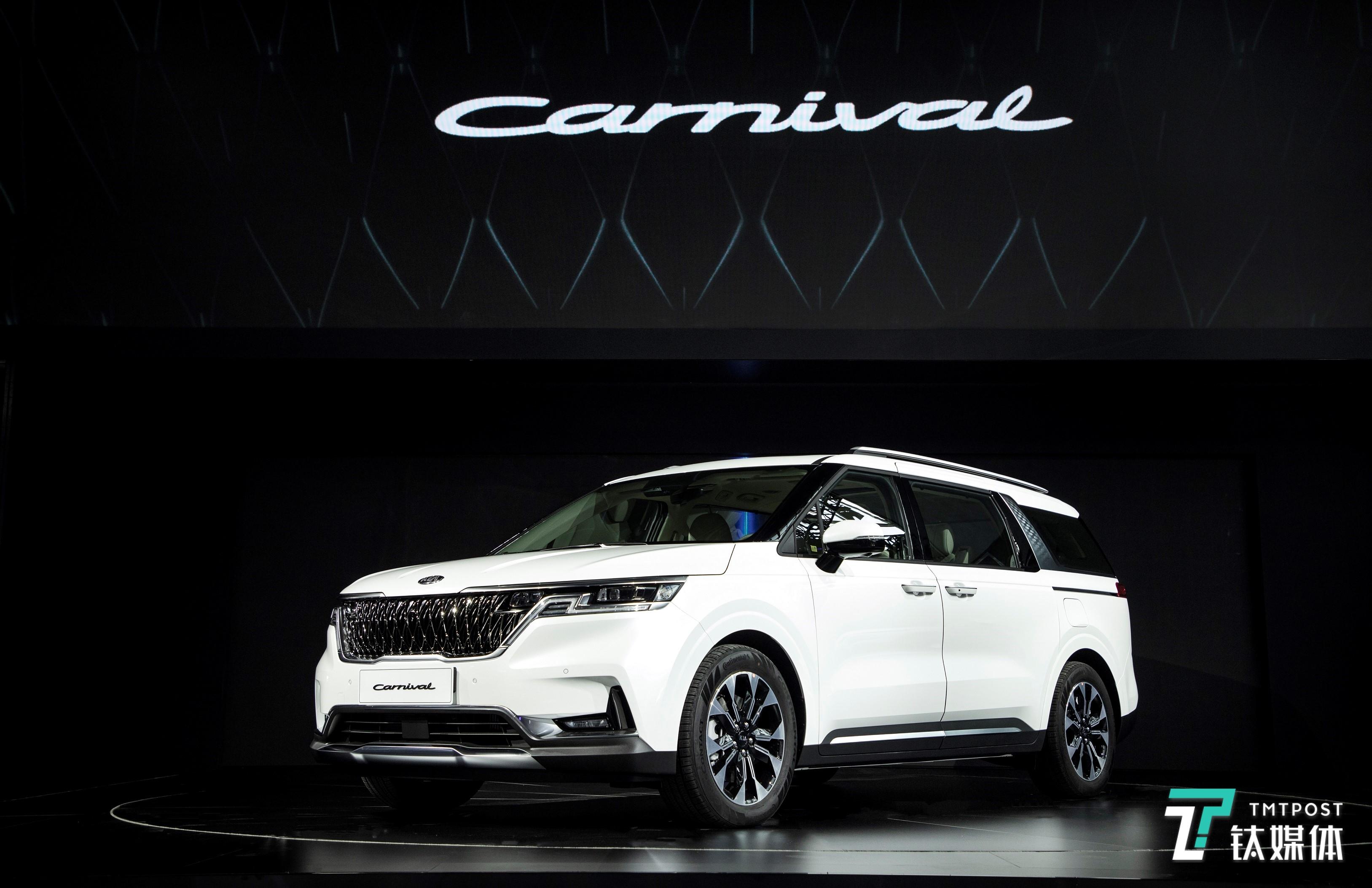 东风悦达起亚发布未来十年战略方向,嘉华第四代首次亮相 | 2020北京车展