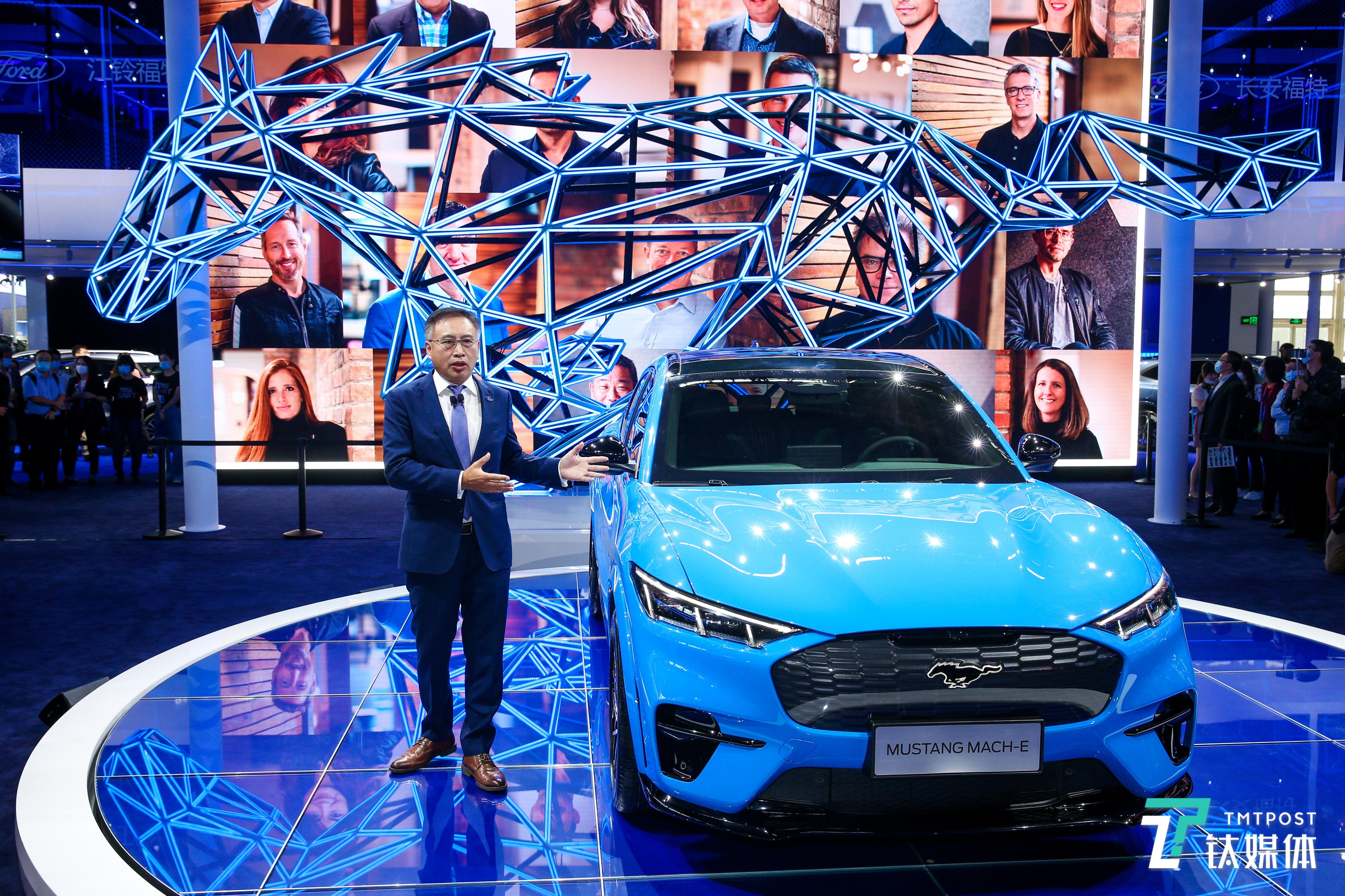该车将于2021年登陆中国市场