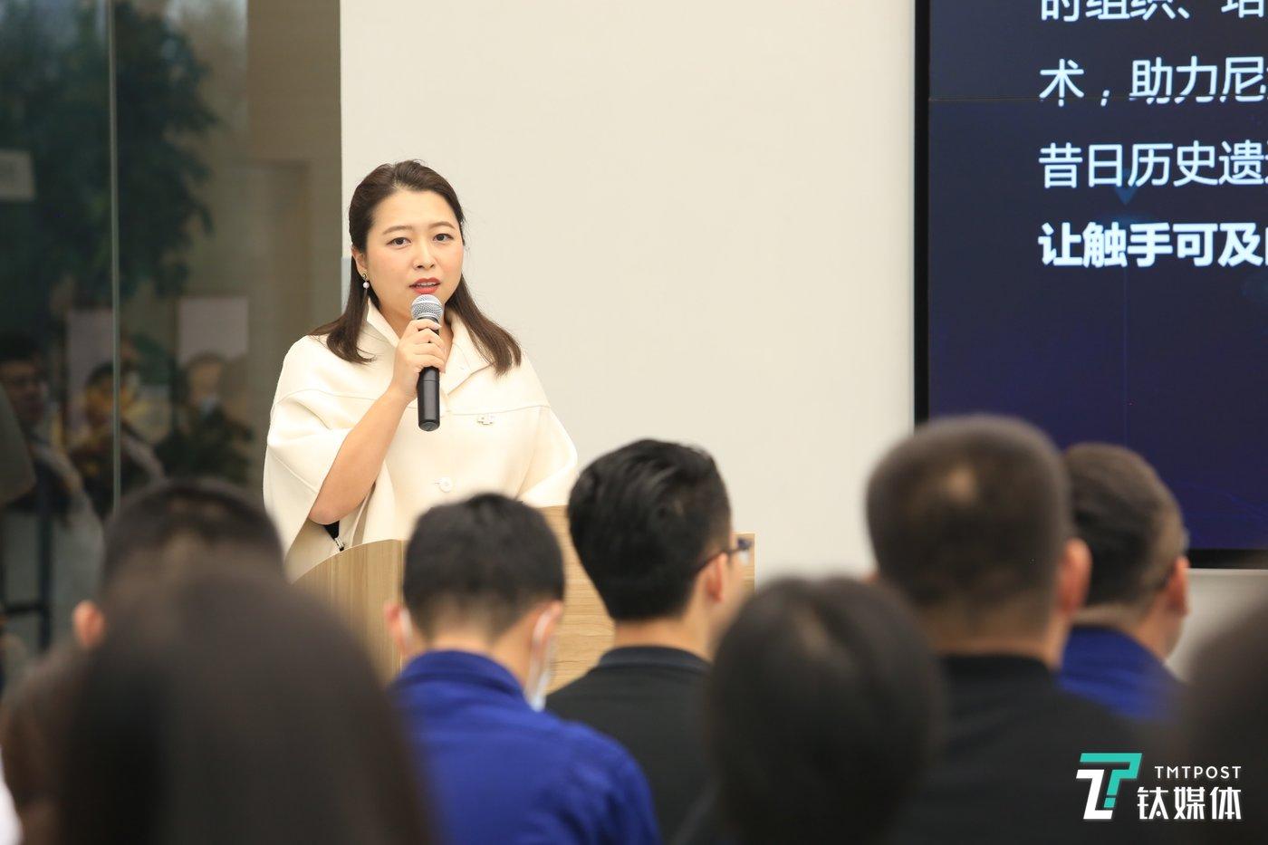DJI大疆创新高级战略总监张晓楠