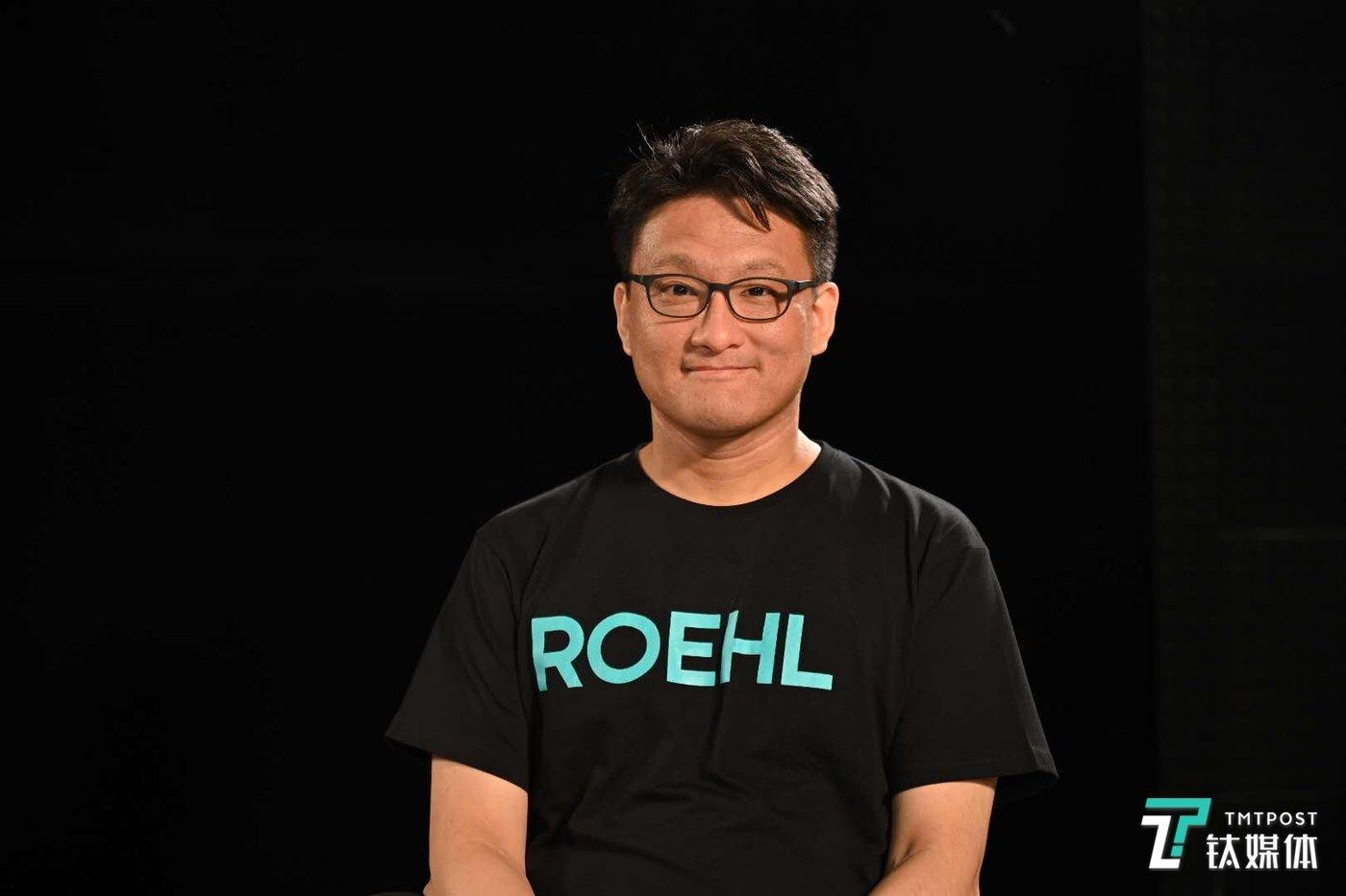 ROEHL创始人兼CEO 叶强生