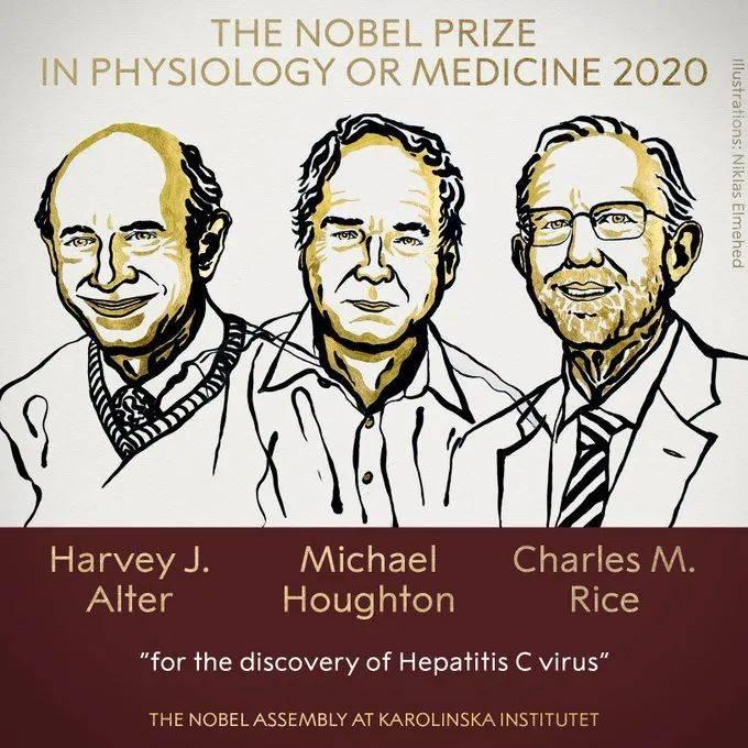 获今年诺贝尔奖科学家正研发新冠疫苗,业内称新冠研究有望成未来的诺奖赢家