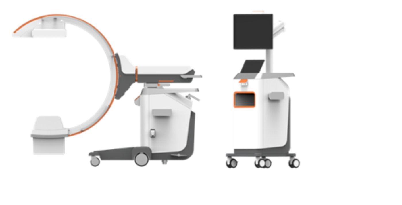 一影医疗术中3D C-arm成像设备