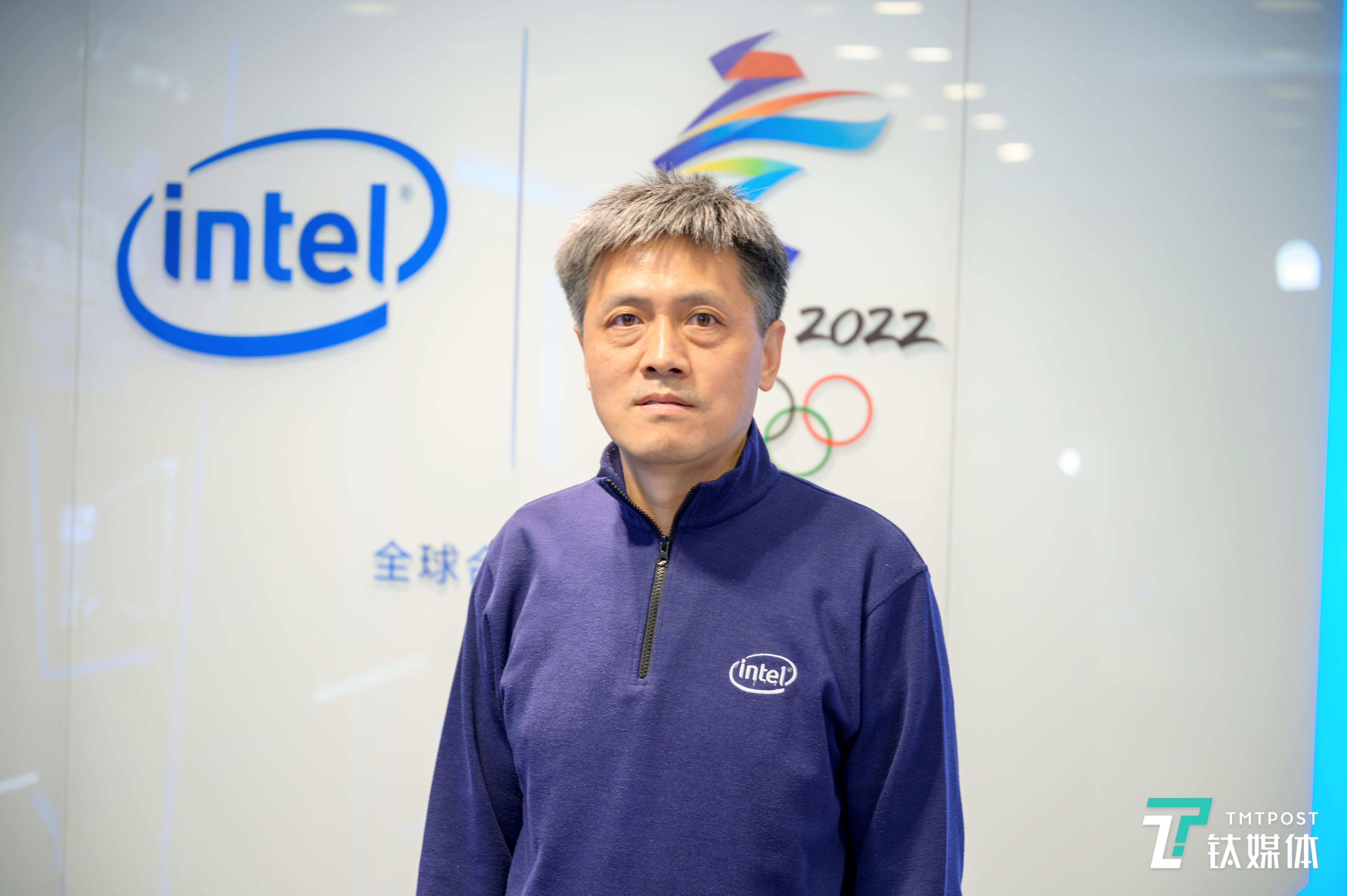 英特尔公司计算机平台资深产品经理鞠胜利