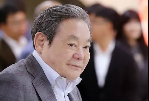 三星第二代掌门人李健熙去世,韩国企业界一代传奇陨落
