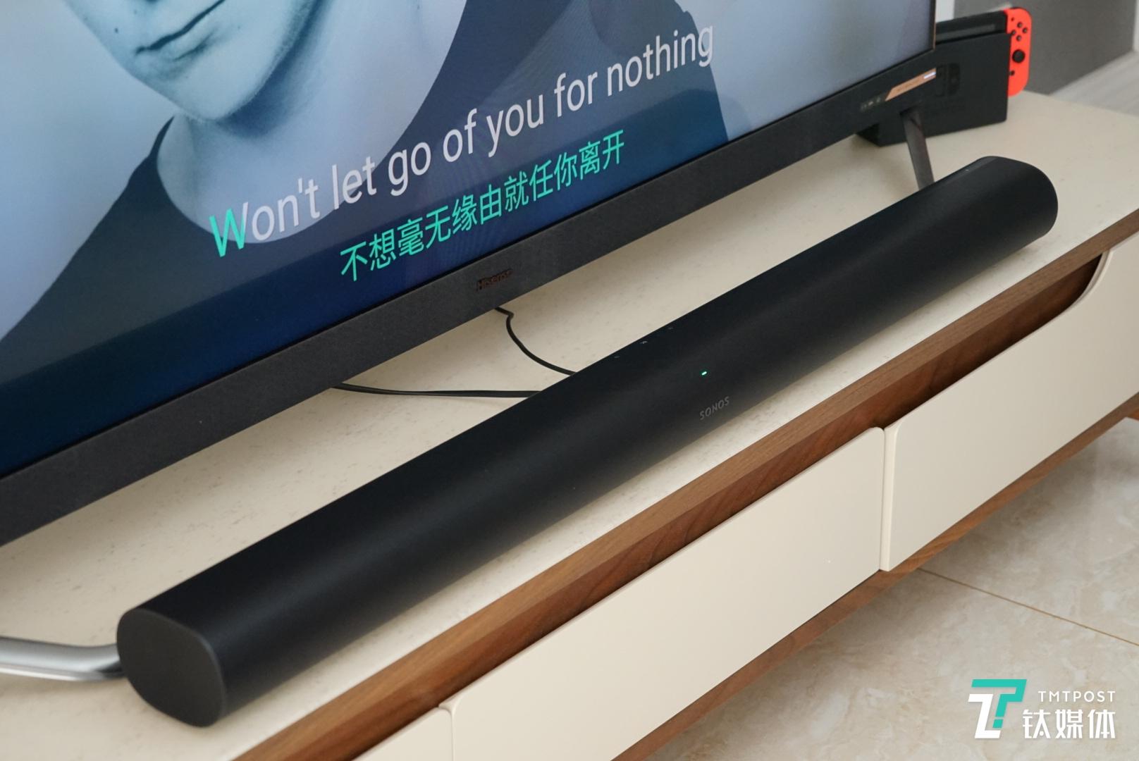 Sonos Arc评测:「沉浸感」家庭音响的一种优雅存在