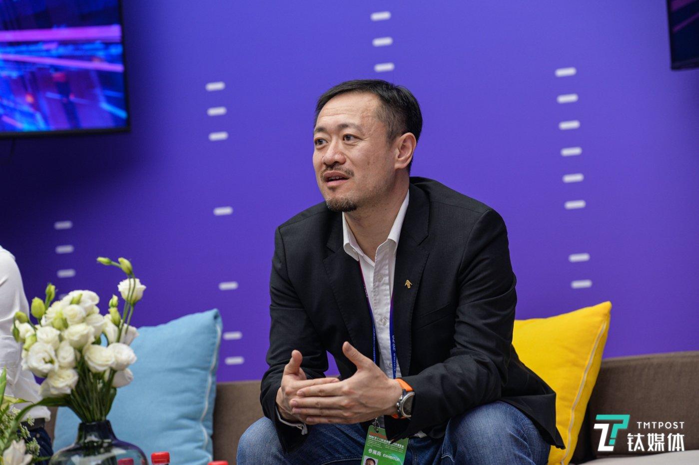 长城汽车产品数字化中心数字化执行官 李鹏