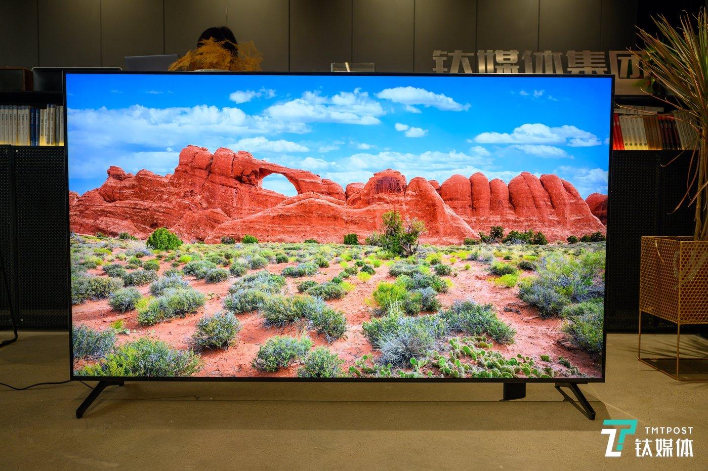 三星Q700T QLED 8K电视